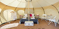 Boutique Glamping Hotel