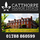 Catthorpe Manor Estate Country House Hotel
