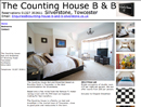 Counting House Bed and Breakfast - Towcester