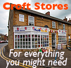 Croft Stores in Silverstone for everything you might need